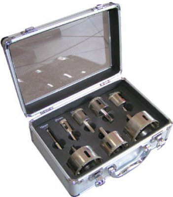 Diamant-Bohrkronen-Set BBT59557085  8-tlg.