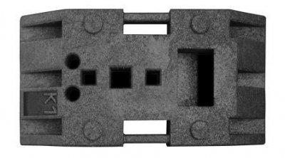 Universal-Fußplatte K1