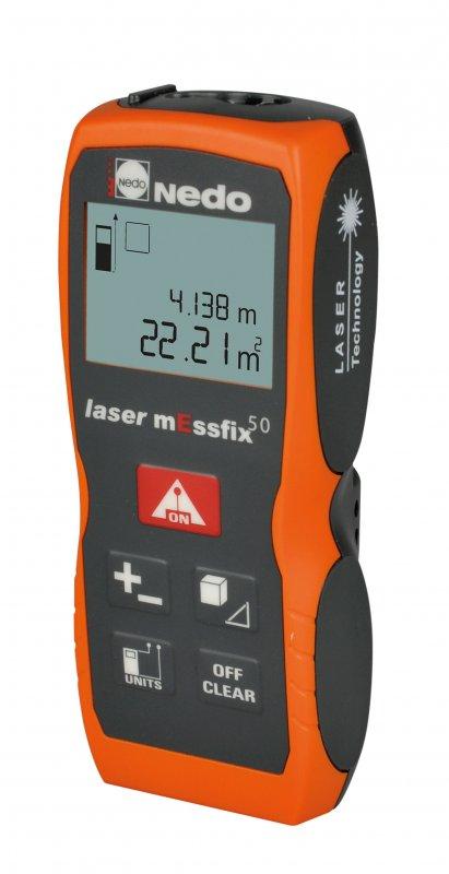 Laser-Entfernungsmesser laser mEssfix50