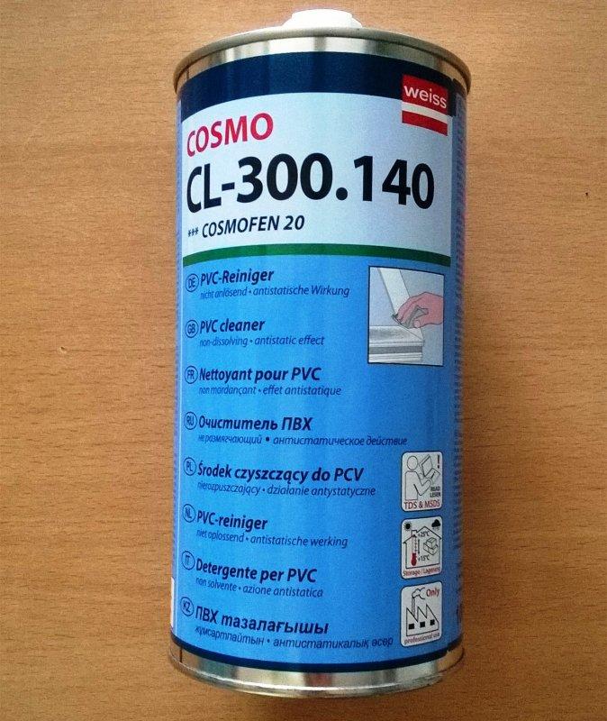 PVC Reiniger COSMOFEN 20