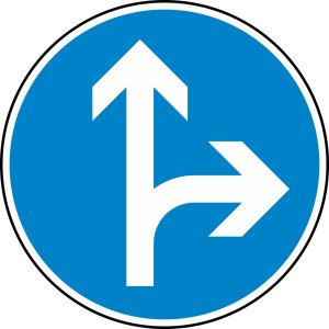 Fahrtrichtung